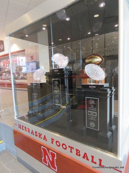 Husker memories come alive on Memorial Stadium tour