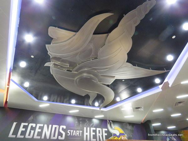US Bank Stadium Tour